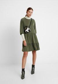 mbyM - JERRI - Jersey dress - green - 2