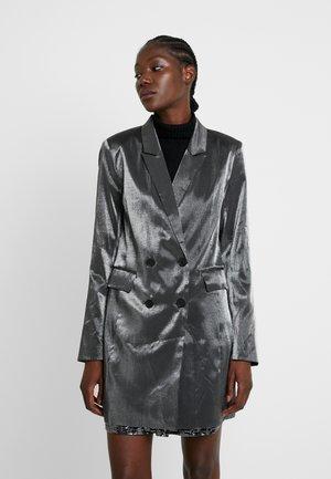 CENNA - Blazer - grey sliver