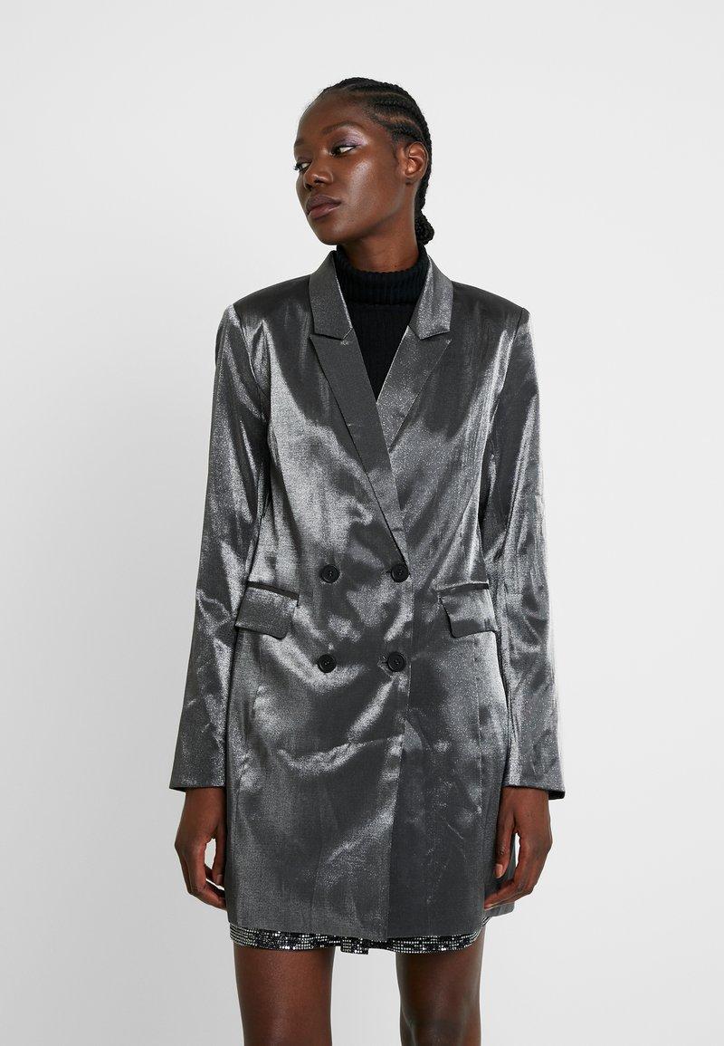 mbyM - CENNA - Blazer - grey sliver