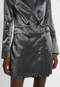mbyM - CENNA - Blazer - grey sliver - 5