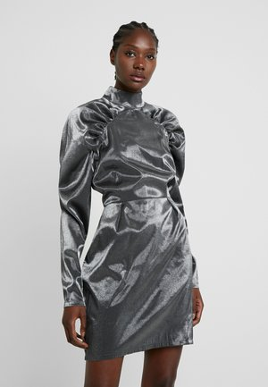 MARGRETT - Cocktail dress / Party dress - grey silver