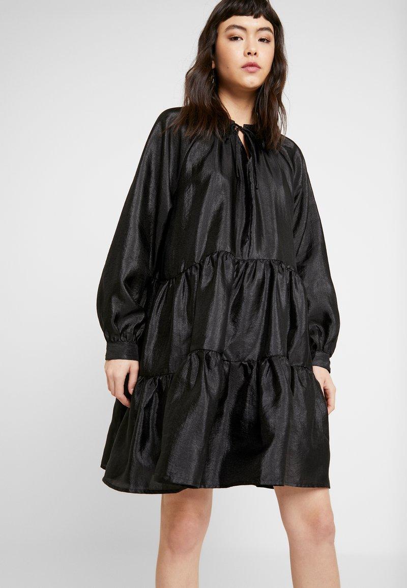 mbyM - FENYA - Denní šaty - black