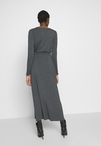 mbyM - Pouzdrové šaty - dark grey melange - 2