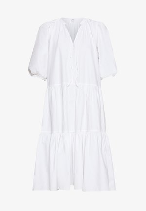 LORENZO - Day dress - white