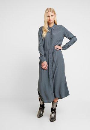ELLIA - Skjortekjole - dark slate