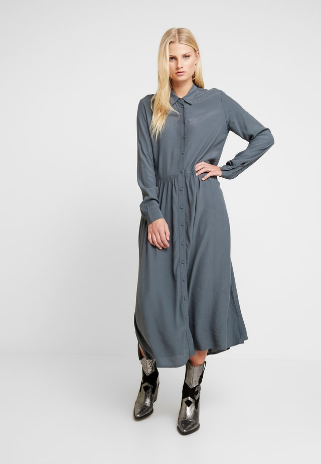 ELLIA - Shirt dress - dark slate