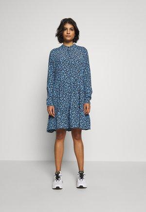 MARRA - Korte jurk - blue