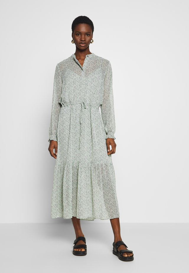 DIAZ - Korte jurk - kasey print