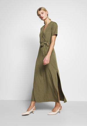 SEMIRA - Denní šaty - military olive