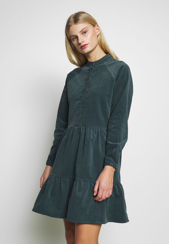 MARRA - Day dress - dark slate