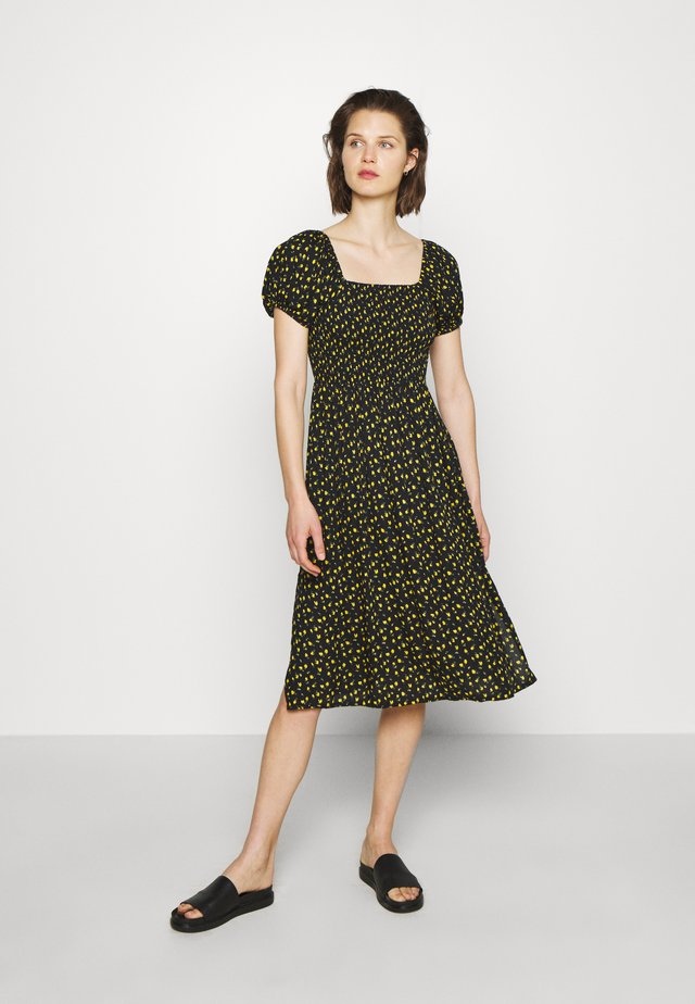 RINDA - Day dress - joyce yellow