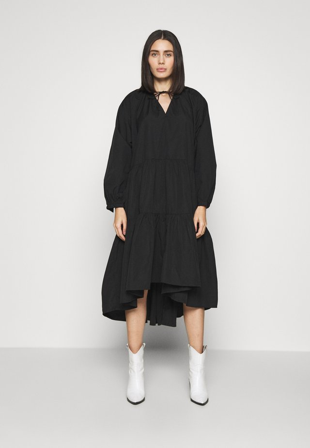 KIZZY - Day dress - black