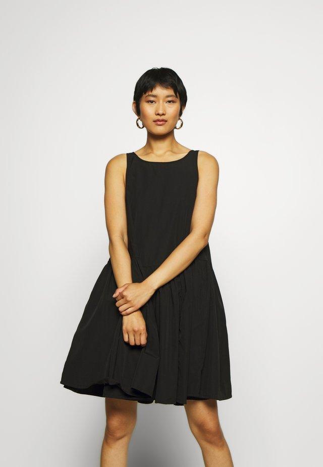 NOVANNA - Robe d'été - black