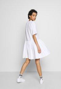 mbyM - RAIDEN - Day dress - white - 2