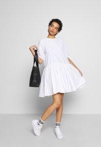 mbyM - RAIDEN - Day dress - white - 1