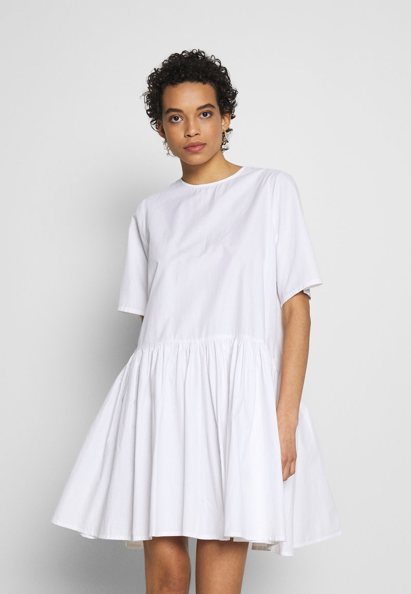 mbyM - RAIDEN - Day dress - white