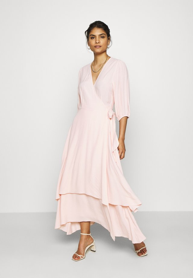 BIBBI - Robe longue - english rose