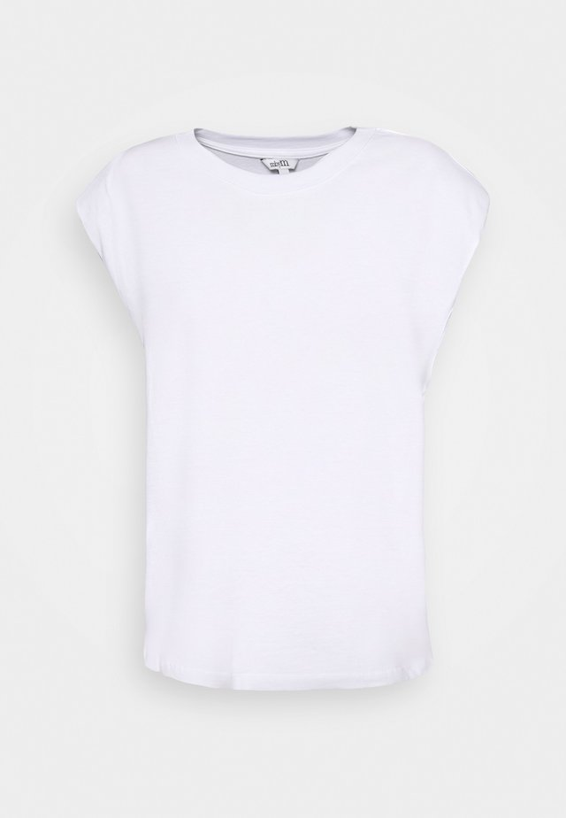 MONTERIO - T-shirts basic - white