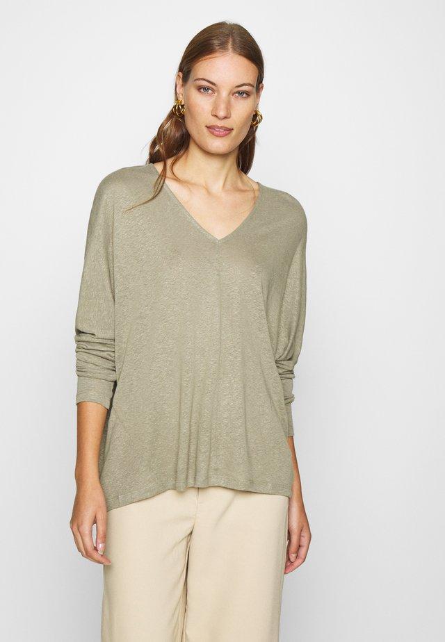 MIRO - Stickad tröja - green bay