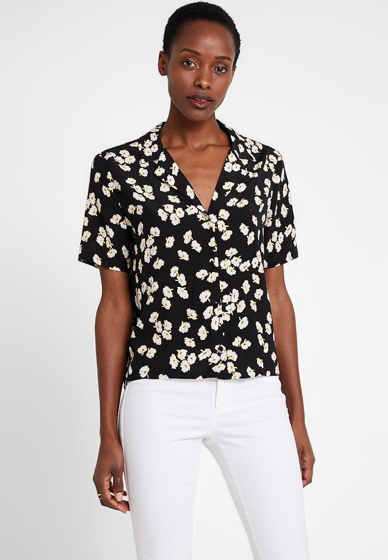 mbyM - MIRRA - Button-down blouse - lorrie print