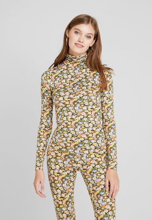 INA - Long sleeved top - multi-coloured