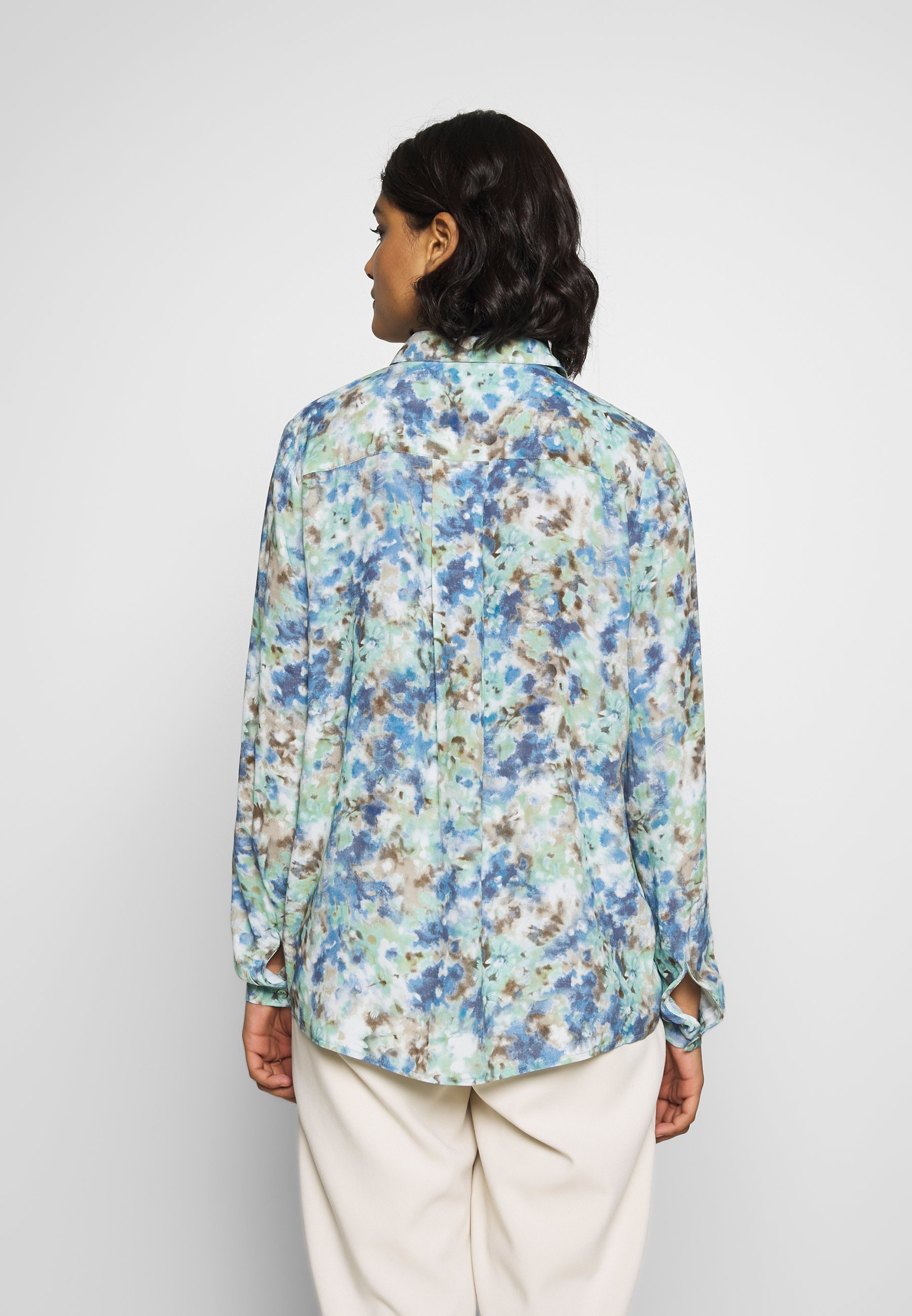 mbyM KLARA - Skjorte - taylor mint