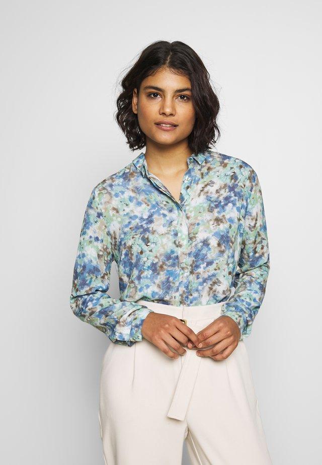 KLARA - Skjorta - taylor mint