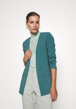WERONKA - Short coat - mallard green