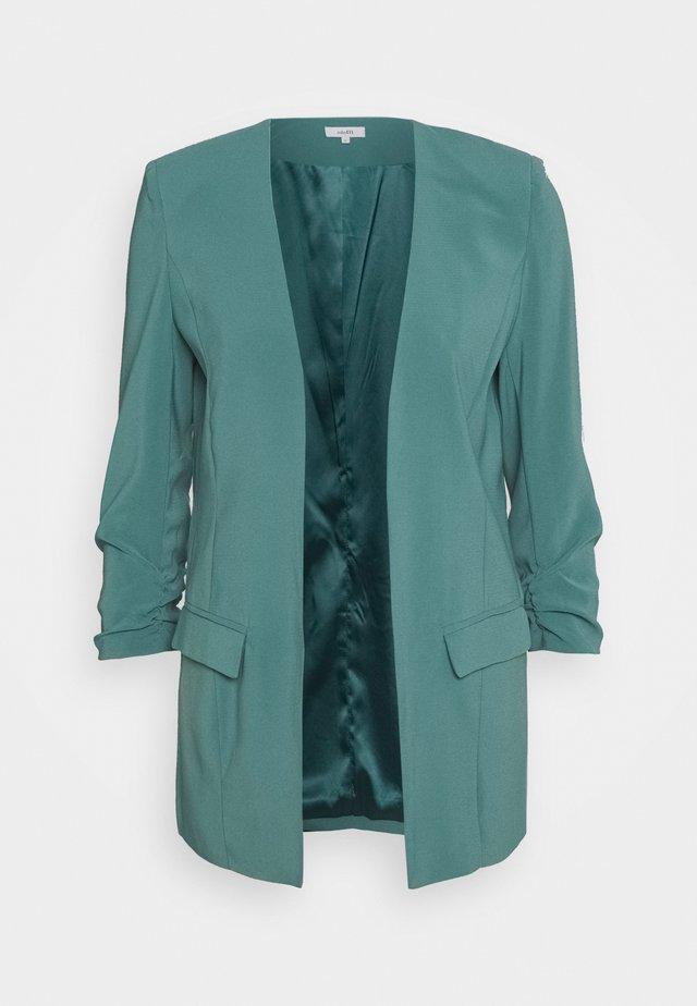 WERONKA - Krátký kabát - mallard green