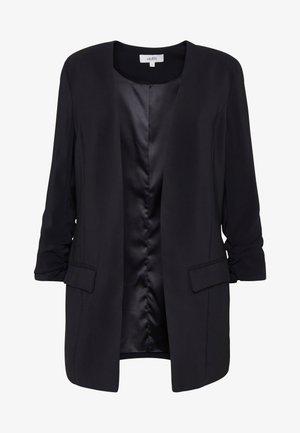 WERONKA - Short coat - black