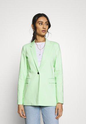 MADDOX - Short coat - paradise green