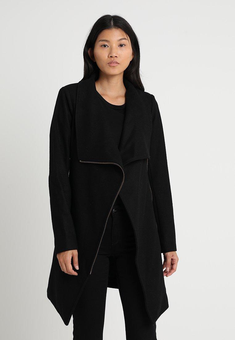 mbyM - MIKA - Manteau classique - black