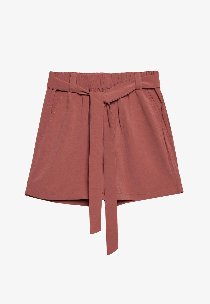 mbyM - JUANITA GILROY - Shorts - dusty cedar