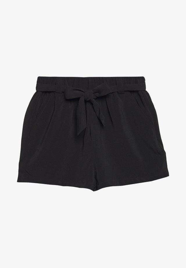 JUANITA GILROY - Shorts - black
