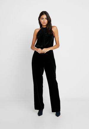 MALINDA - Tuta jumpsuit - black