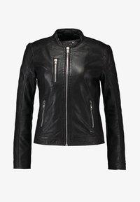 mbyM - VESLA EWA - Leather jacket - black - 3
