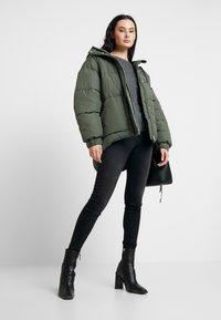 mbyM - WERA - Winter jacket - climbing ivy - 1