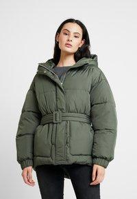 mbyM - WERA - Winter jacket - climbing ivy - 0