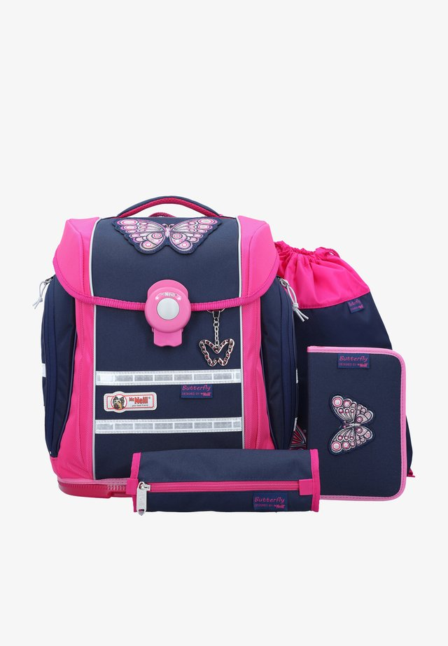 4 SET - School set - butterfly