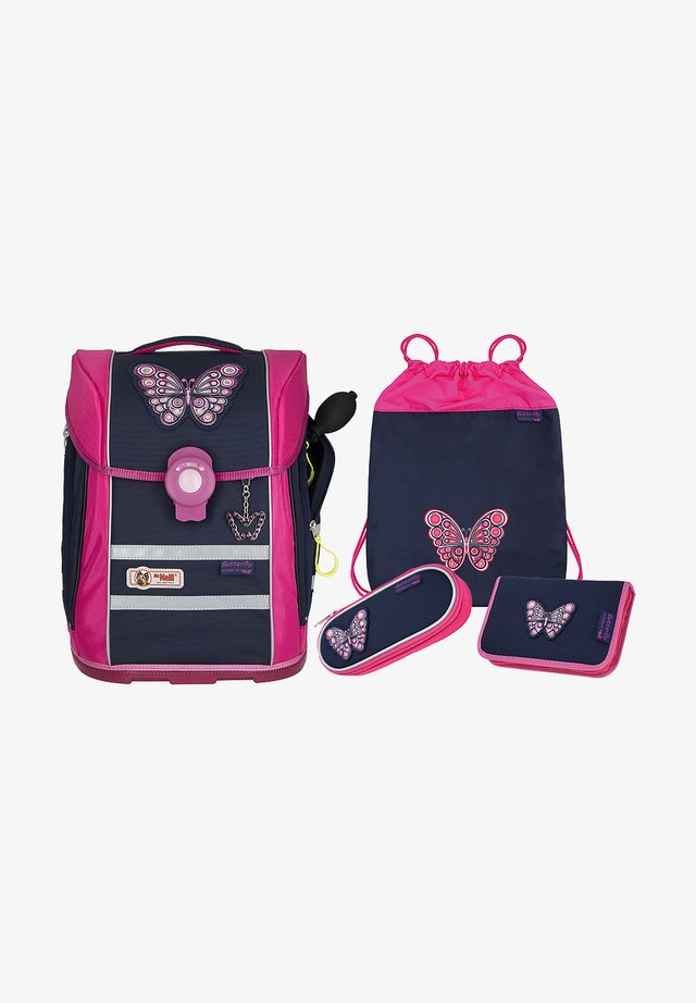 SET  - School set - butterfly