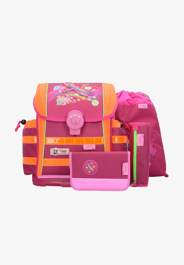 SET 4TLG. - School set - libelle