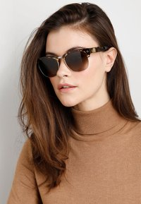 MCM - Sonnenbrille - shiny gold/tortoise - 3