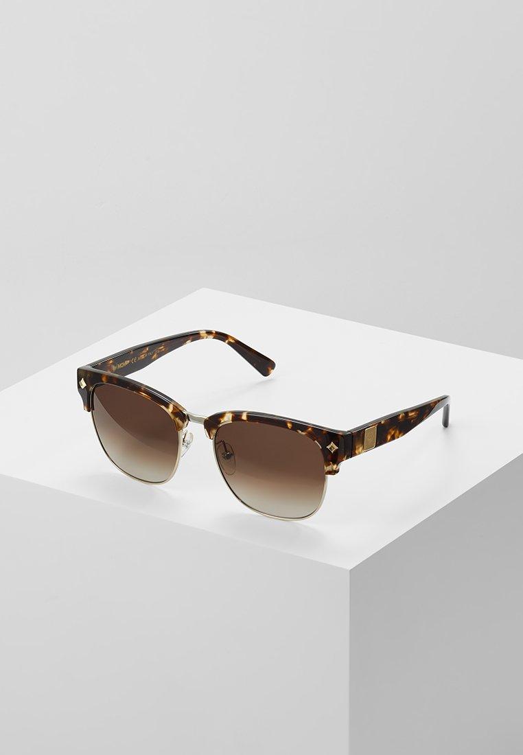 MCM - Sonnenbrille - shiny gold/tortoise