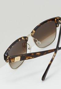 MCM - Sonnenbrille - shiny gold/tortoise - 5