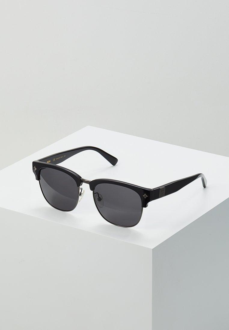 MCM - Sunglasses - shiny dark gun/black