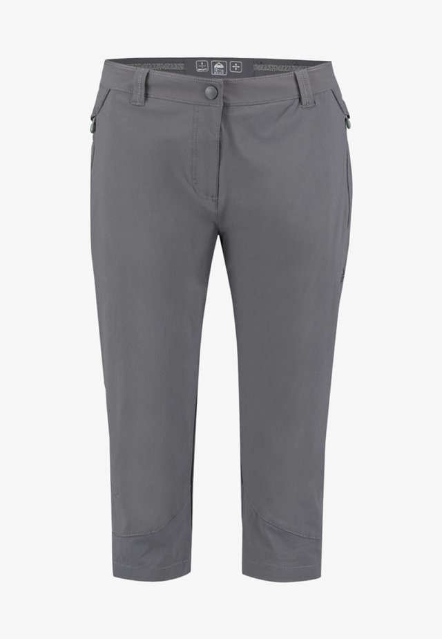 CAPTY - Shorts - anthracite