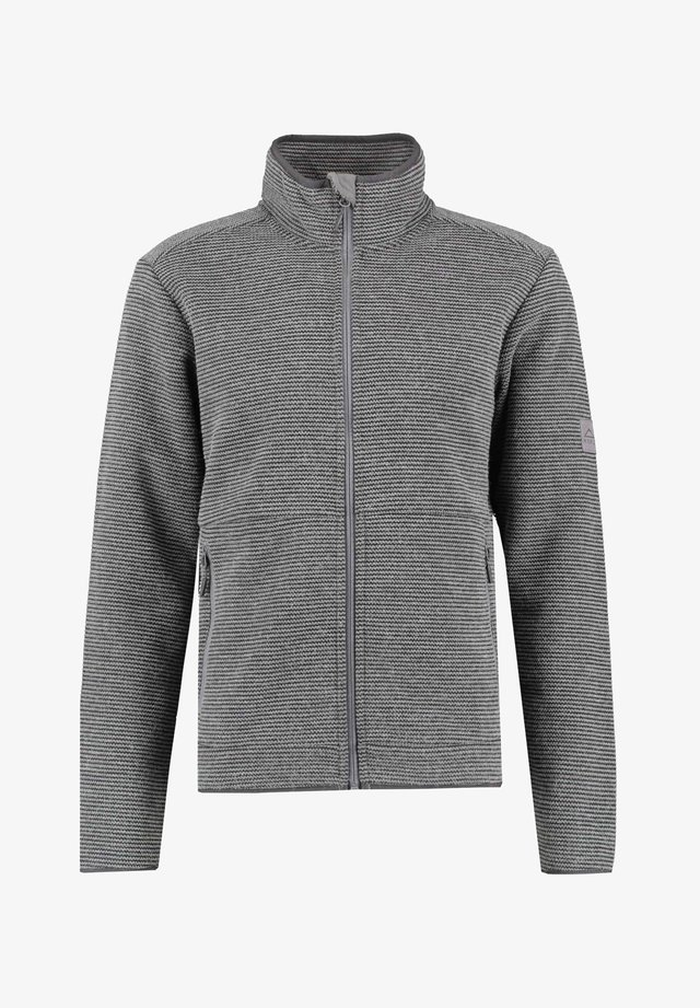 Fleece jacket - anthracite