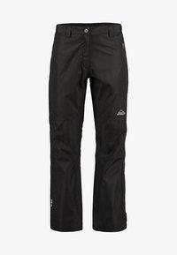 McKinley - CARLOW KG - Outdoor trousers - black - 0