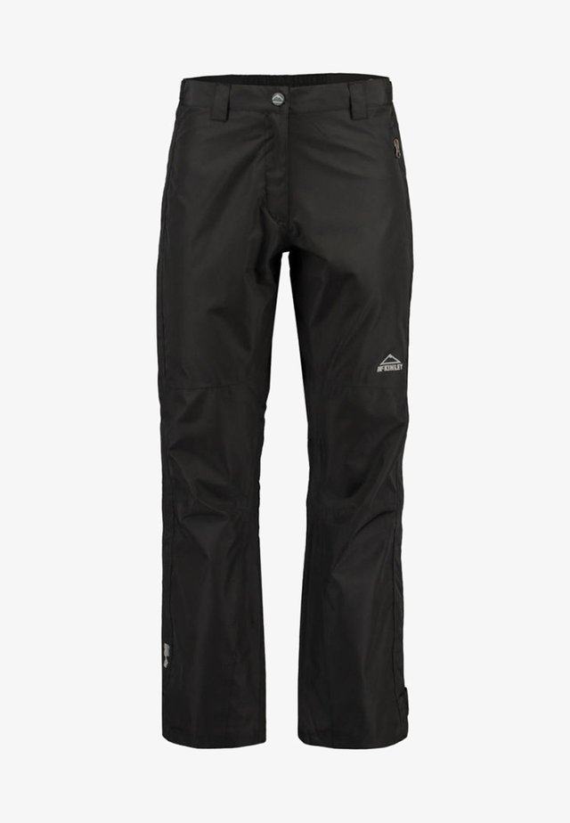 CARLOW KG - Outdoor trousers - black