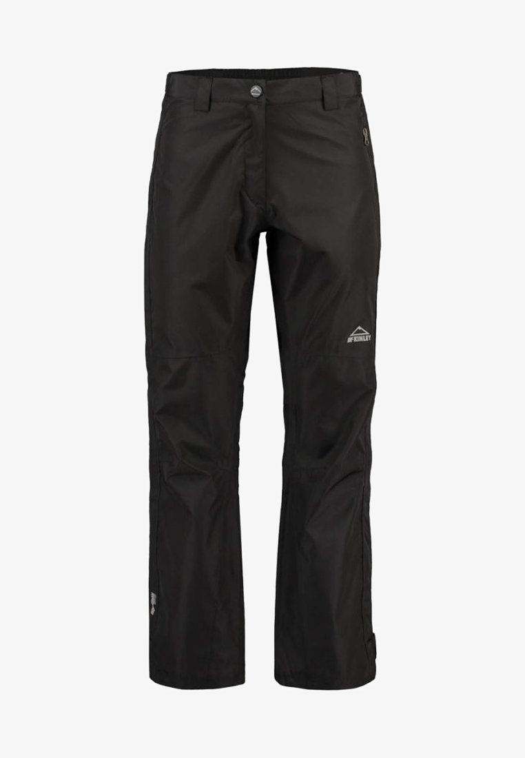 McKinley - CARLOW KG - Outdoor trousers - black